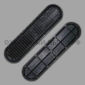 Накладки резиновые (амортизаторы) широкие